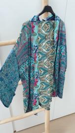 Tunique kimono kort #3