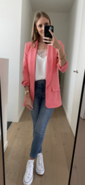 Romy blazer pink/coral