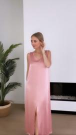 Lio dress oudroze
