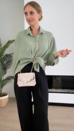 Tetra blouse groen