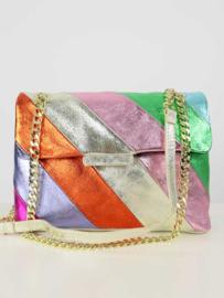 Handtas Rainbow Multicolor