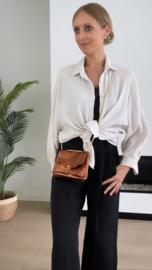 Tetra blouse beige