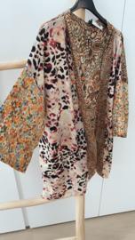 Tunique kimono kort #5
