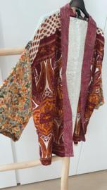Tunique kimono kort #6