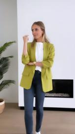 Romy blazer groen