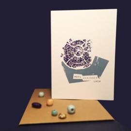 Pakket 6 rouwkaarten - Zonder Woorden
