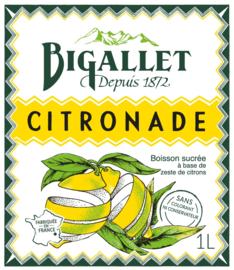 Citronade - 100cl