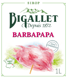 Barbapapa (Suikerspin) - 100cl