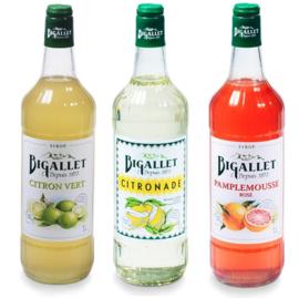 sodamaker voordeelpakket Limoen Grapefruit & Citronade - 3 x 100cl