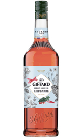 Rhubarbe (Rabarber) sodamaker siroop - 100cl