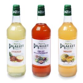 sodamaker voordeelpakket Ananas, Passiefruit & Meloen - 3 x 100cl
