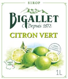 Citron Vert (Limoen) - 100cl