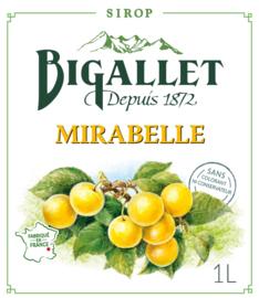 Mirabelle (Pruim) - 100cl