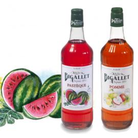 sodamaker voordeelpakket Appel & Watermeloen - 2 x 100cl