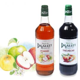 sodamaker voordeelpakket Ice Tea & Appel - 2 x 100cl
