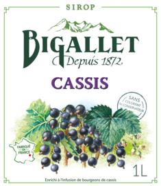Cassis (Zwarte Bes) - 100cl