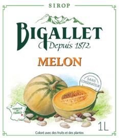 Melon (Meloen Amandel) - 100cl