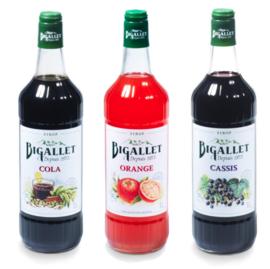 sodamaker voordeelpakket Cola, Sinas & Cassis - 3 x 100cl