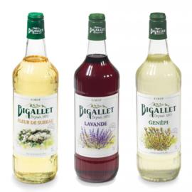 sodamaker voordeelpakket Vlierbloesem Génépi & Lavendel - 3 x 100cl