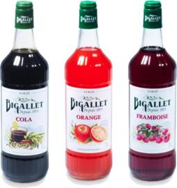 sodamaker voordeelpakket Cola, Sinas & Framboos - 3 x 100cl