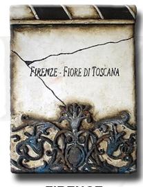 Firenze/ Florence (ca 16 x 20 cm)