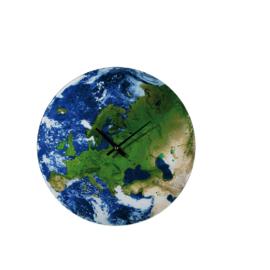 Klok 'Earth' diameter 35 cm