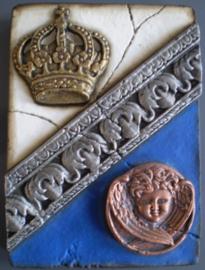 Prince Cherubim (ca 16 x 20 cm)