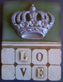 Love crown (ca 16 x 20 cm)