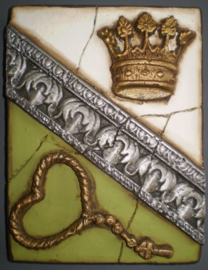 Princess Rosary (ca 16 x 20 cm)