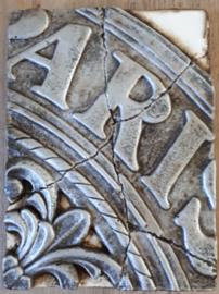 Paris argent (ca 16 x 20 cm)