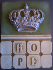 Hope crown (ca 16 x 20 cm)