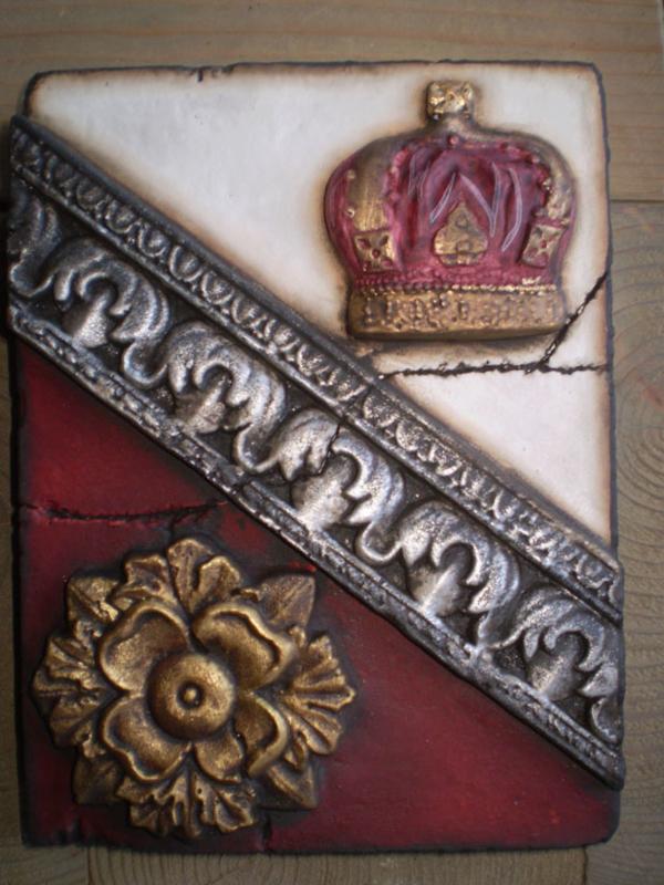 Empress (ca 16 x 20 cm)