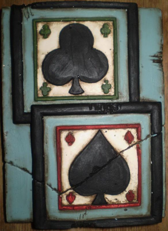 Game Card (ca 16 x 20 cm)
