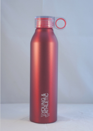 Waterbottle Y & A (red)