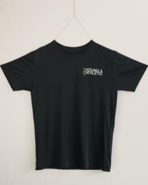 Y & A sportshirt Man (zwart)