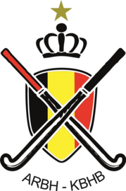 Muursticker hockey logo