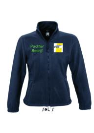 Dames Fleece Pachter (De Lijn Logo) MAAT (S)