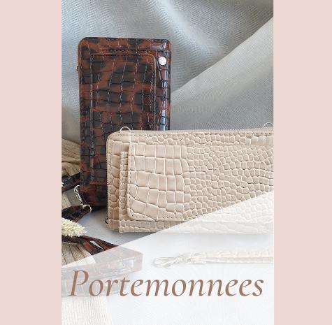 grote omhang dames portemonnees met dierenprint