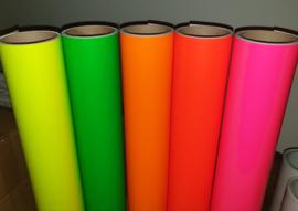 Fluoriserend vinyl