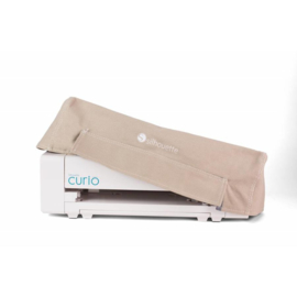 Curio dustcover naturel