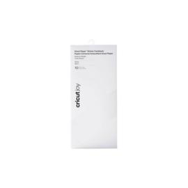 Cricut Smart Sticker Cardstock White (10st)