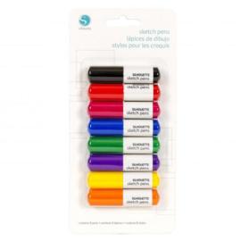 Sketchpennen 8 pack basics