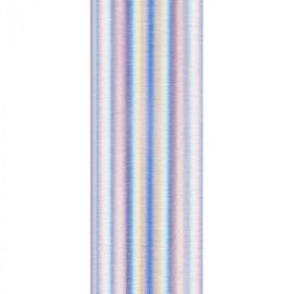 Holografisch starlight, metallic brushed silver 30x20cm