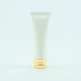 Handcrème tube wit