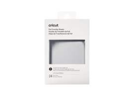 Cricut Foil Transfer Sheets Silver 10x15cm (24pcs)