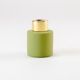 Geurflesje rond groen