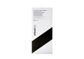 Cricut Smart Sticker Cardstock Black (10st)