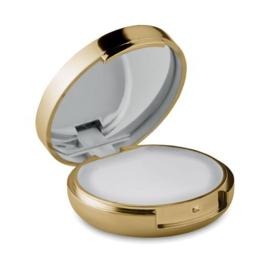 Lippenbalsem metallic met spiegeltje