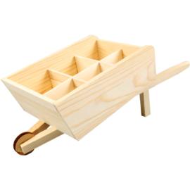Kruiwagen hout