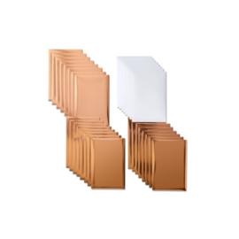 Cricut Foil Transfer Sheets rosé gold 10x15cm (24pcs)